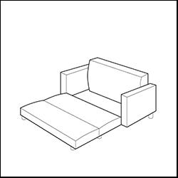 Vom Sofa Zum Bett